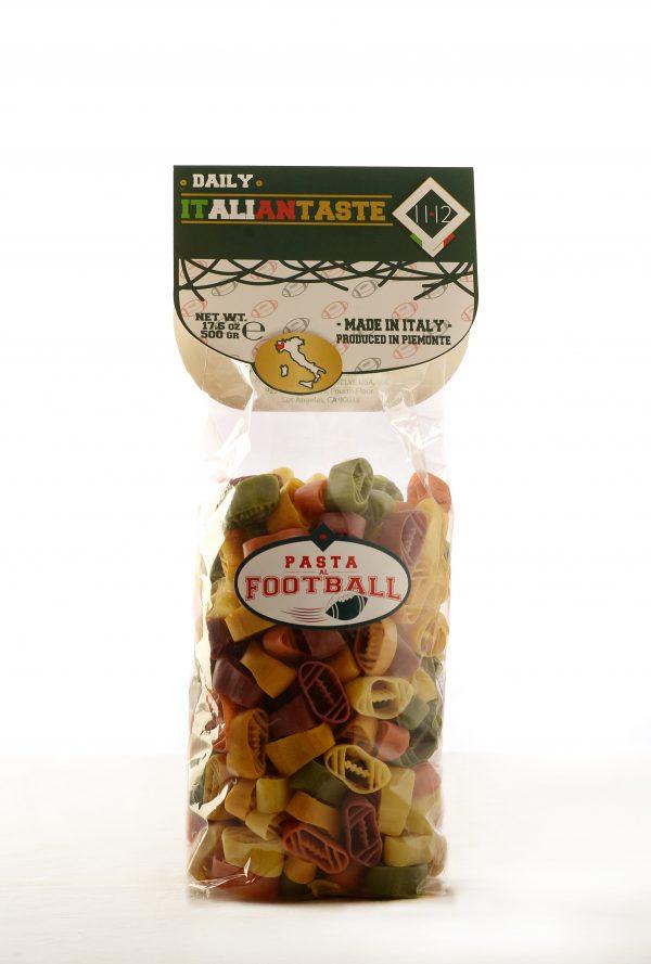 Pasta al Football Bag 500gr scaled e1588351336853